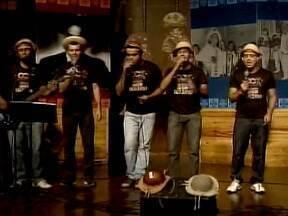 Grupo Octeto comemora 10 anos e canta em homenagem a Luiz Gonzaga - Repertório conta com os maiores sucessos do Rei do Baião