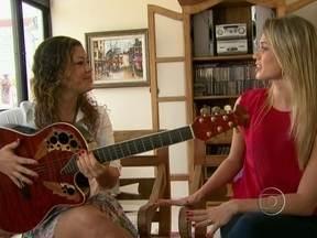 'Estou viva e estou na estrada', diz a Luka, do hit 'Tô Nem Aí' - Vídeo Show foi descobrir por onde anda a cantora