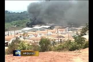 Trabalhadores fecham acordo com Consórcio Construtor Belo Monte - undefined