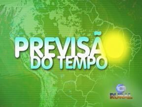 Veja como fica o tempo nesta semana em todo o Piauí - A semana foi marcada por um grande aumento de umidade no interior, o que trouxe chuva para várias cidades, até de forte intensidade.