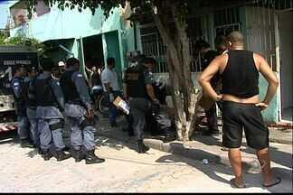 Jovem é executado com mais de 30 tiros em bairro da Serra, no ES - Esta foi a sétima pessoa morta no município em menos de 42h.
