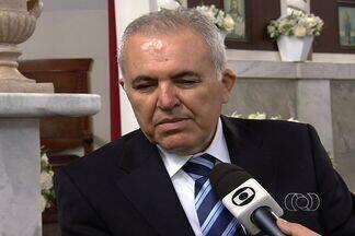 Embaixador da Síria no Brasil visita Goiânia no domingo (9) - A Síria é marcada pelo conflito entre rebeldes e o governo de Bashar Assad. Ao participar de uma missa na igreja ortodoxa, o embaixador falou sobre os conflitos.