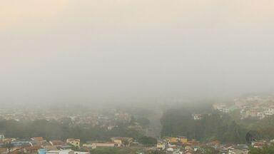 Confira a previsão do tempo para esta segunda-feira (10) no Sul de Minas - Confira a previsão do tempo para esta segunda-feira (10) no Sul de Minas