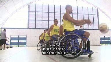 Atividades físicas ajuda na recuperação de deficientes físicos - Atletismo, natação e basquete são estímulos para a socialização, novas habilidades e até competições paralímpicas.