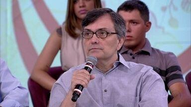 Ricardo Lopes desvenda mitos da gravidez - Pediatra afirma que brasileiros têm muitas crenças populares