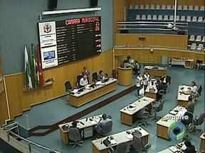 Presidente da Câmara Municipal faz balanço dos últimos 4 anos - Foram anos tumultuados, com prisão de vereadores e cassação do prefeito Barbosa Neto.