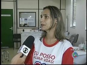 Hemocentro de Marília faz campanha para atrair doadores de sangue - Nesta época do ano muita gente viaja e deixa de doar sangue. E os estoques dos hemocentros da região Centro-Oeste acabam ficando abaixo do ideal, o que deixa a todos em alerta. As doações diminuem em até 30%.