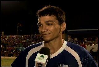 Guarani de Juazeiro desiste de contratar Ronaldo Angelim - Jogador foi campeão pelo Flamengo.