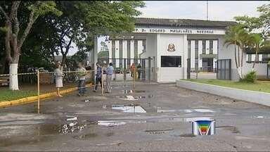 Presos do Pemano deixam presídio em saída temporária - Mais de 1.500 presos que cumprem pena em Tremembé deixam presídio durante saída temporária.