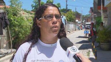 Técnica de atletismo é exemplo de que solidariedade pode mudar uma vida - Nascida em comunidade pobre do Recife, Luciana Hermínia contou com ajuda de um professor de atletismo que confiou no seu talento e sua vontade de vencer.