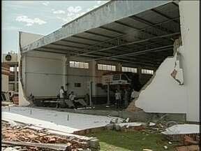 Criciúma decreta situação de emergência por causa do temporal que atingiu cidade - Criciúma decreta situação de emergência por causa do temporal que atingiu cidade