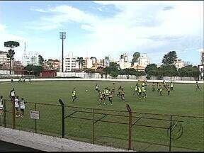 Operário quer a taça do Paranense 2013 de qualquer jeito - O time está treinando forte e venceu o torneio amistoso no interior de São Paulo.