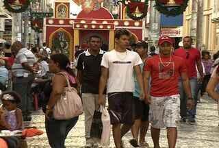 Sergipanos comemoraram que o 'mundo não acabou' - Sergipanos comemoraram que o 'mundo não acabou'