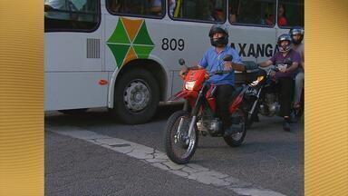 Detran amplia qualificação oferecida aos motoboys - Diretor de Operações fala sobre legislação e sobre as multas para quem não cumprir o que diz a lei.