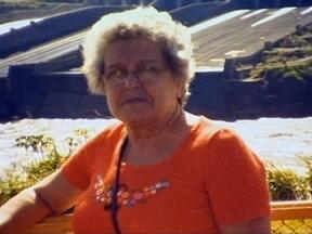 Família vive dias de angústia em busca de idosa que sumiu em Aparecida - Há mais de dois meses, a idosa de 77 notícias. Dona Beatriz Winck sumiu durante uma excursão ao santuário no interior de São Paulo.