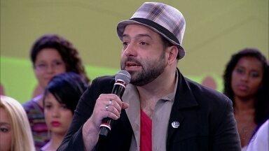 Rodrigo Penna dá a receita: 'É importante tentar misturar as músicas' - Show da banda Celebrare é eclético