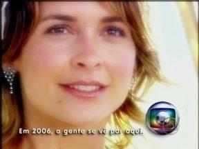 Relembre a vinheta de final de ano de 2005 - A letra foi montada com as palavras picotadas de várias falas de atores