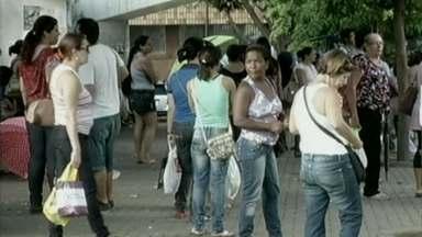Médicos alertam para a baixa umidade do ar em Minas - Índices estão ruins, sobretudo na Região Norte do estado.