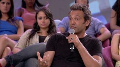 Domingos Montagner: 'Eu acredito na superação do casamento' - Ator fala sobre a variação do comportamento humano e a cumplicidade do casal