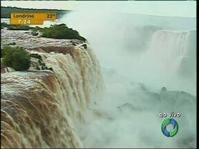 Parque Nacional do Iguaçu completa 74 anos de criação - Este ano, o aniversário é marcado pelo recorde de visitação das Cataratas.