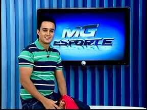 Destaques MG Esporte - TV Integração - 10/1/2013 - Veja o que vai ser notícia no programa desta quinta-feira