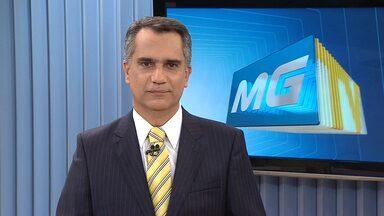 Veja os destaques do MGTV 1ª Edição desta quinta-feira (10) - O jornal vai ao ar às 12h.