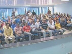 Primeira sessão na Câmara de Vereadores de Ji-Paraná foi movimentada - A sessão extraordinária reuniu mais de 15 projetos de Lei para aprovação de repasse no valor de R$ 4,5 milhões pela prefeitura.