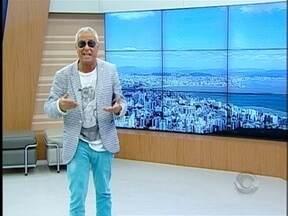 Confira o comentário de Cacau Menezes nesta quinta-feira - Cacau fala de assuntos variados.