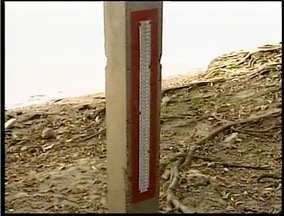 Defesa Civil realiza monitoramento prévio antes do periodo chuvoso em Valadares - O nível das águas do Rio Doce é o que mais preocupa.