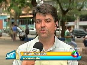 IPVA de Mato Grosso está mais barato este ano - Segundo a secretaria de fazenda do estado houve uma queda de 13% no valor do imposto. Ainda assim a previsão é que sejam arrecadados 334 milhões de reias este ano.