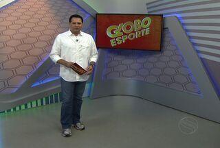Confira o Globo Esporte desta quinta (10/01) - A polêmica do cancelamento do amistoso entre Estanciano e Confiança é um dos destaques do programa.