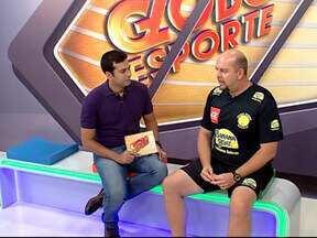 Spencer Lee fala sobre jogo contra Rio Sul pela Superliga - Partida será na sexta-feira, às 19h30
