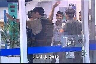 MPF denuncia quatro pessoas por roubo à agência da Caixa, em Vitória - Homens roubaram mais de R$ 320 mil.