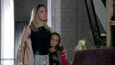 Antonia leva Raissa para o quarto de Lívia - Wanda entra de surpresa no quarto e disfarça ao ver Antonia. Ela avisa a Lívia que Jéssica está na delegacia de Helô