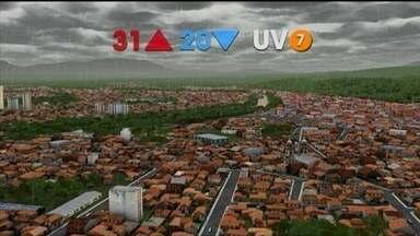 Confira a previsão do tempo para as cidades da região - Veja como fica o tempo na região.