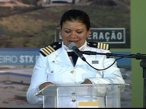 Navio da Marinha Mercante será comandado por duas mulheres pela primeira vez - As mulheres conquistaram mais um feito inédito na Marinha - desta vez, na Mercante. Pela primeira vez, um navio será comandado por duas mulheres. Ao todo, 23 tripulantes serão comandados por elas, dos quais 20 são homens.