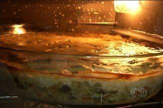 Veja como preparar a receita da 'Lasanha de legumes' - A chef de cozinha Sônia Maria de Oliveira ensina o passo a passo da receita saudável.