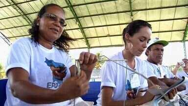Grupo realiza encontro em Várzea Alegre para debater produtos orgânicos - Encontro terminou na quarta-feira (17).