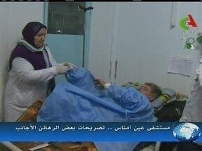 Dezenas de reféns estrangeiros estão desaparecidos na Argélia - Vários reféns, libertados na quinta (17), receberam cuidados médicos. Seriam cerca de 650 pessoas, a maior parte de argelinos. O Exército de Mali segue concentrando forças no norte do país.