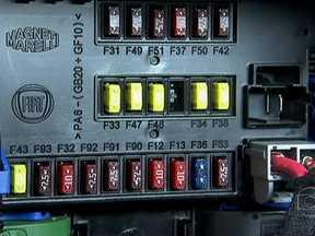 2356721  Kia Sportage Fuse Box on