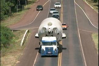 Museu Militar de Panambi recebe mais um avião - Fusilagem deve receber uma sala com raridades da aviação