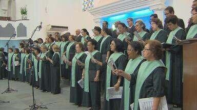 Pastor Ney Ladêia completa 25 anos de ação missionária - Um culto de agradecimento foi realizado na Igreja Batista da Capunga.
