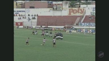 Guarani perde para Linense no Paulista - Jogando fora de cas, o time de Campinas foi derrotado por 2 a 1.