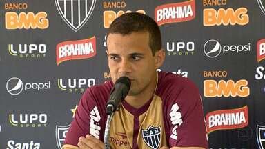 Reforço do Galo, o meia Morais já venceu quatro estaduais diferentes - Um dos novos contratados do Atlético-MG, Morais já venceu estaduais com quatro times diferentes.