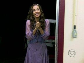 Diário de gravação: Tânia Khalill mostra os bastidores da Capadócia - Atriz contou tudo sobre sua rotina de gravação em Salve Jorge