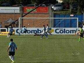 Grêmio vence e Inter empata na estreia do Gauchão 2013 - Maurício Sariva comenta a estreia de Grêmio e Inter.