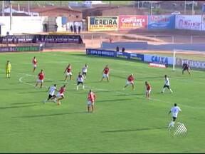 Vitória estreia na Copa do Nordeste em jogo fora de casa - O Rubro-Negro começou perdendo, mas virou a partida no finalzinho da partida.