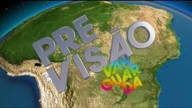 Saiba como fica o tempo nas cidades da região nesta terça-feira - Dados são do Cptec/Inpe de Cachoeira Paulista.