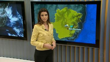 Chuva atinge cidades de Minas nesta terça-feira - Veja previsão do tempo