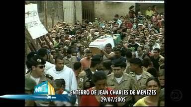 MGTV 30 anos mostra enterro de Jean Charles de Menezes - Jornal mostra fatos marcantes do estado